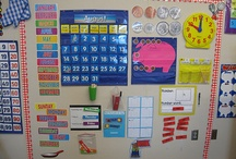 Calendar Math / Ideas for teaching calendar math in the elementary classroom