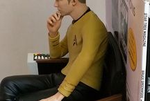 Star Trek / Live your intergalactic passion at home or work