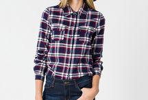 FW 15 Shirts & Tops