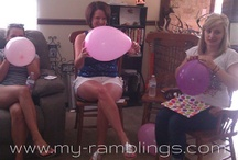 Baby showers! / by Samantha Serio