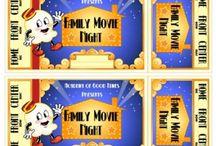 family movie night ideas!!! / by Marcy