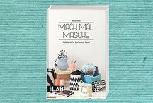Mach mal Masche / Bunte Häkel-Projekte von Molla Mills