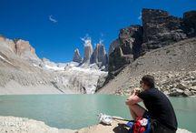 Going to Patagonia