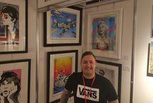 Chester art fair Nov 2016 / Chester art fair 2016