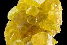 giallo minerali