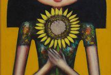 Art - woman