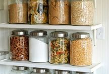 Pantry and Organizing
