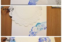 Doily / Anything about doily