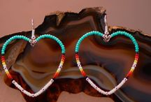 Beading - Earrings, Rings and other things / by Mike Ebersol