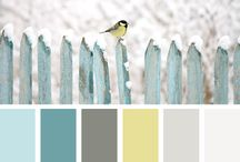 COLOR outside the line / Color match, pallets