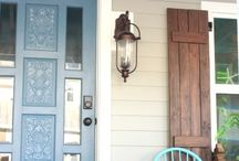 Curb Appeal / by Stephanie Halliday