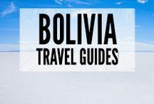 Travel Bolivia / Travel guides to Bolivia