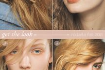 GET THE LOOK / Step-by-step guides on how to use Josie Maran Cosmetic products to get the look of the season from my blog: www.chicological.com