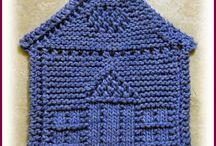 Casute tricotate