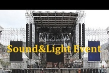 Sound&Light Event / Η Sound&Light Event, προσφέρει υψηλής ποιότητας υπηρεσίες στον ήχο, τον φωτισμό και τα ειδικά εφέ, καθώς αντιπροσωπεύει τις μεγαλύτερες εταιρείες παραγωγής συστημάτων του χώρου. Η Sound&Light Event ειδικεύεται σε Event όπως : Συναυλίες, Live, Party, Γαμήλιες Δεξιώσεις, Εταιρικά Event, Σχολικές Εκδηλώσεις, Συνέδρια και Ημερίδες.  http://www.soundlightevent.gr