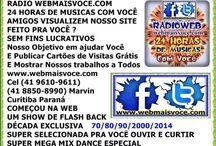 JUARES MARVIN / RADIO WEBMAISVOCE.COM www.webmaisvoce.com Cel (41 9610-9611) (41 8850-8990) Marvin Curitiba Paraná