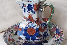 Antique porcelains