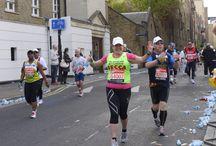 London Marathon Race Recaps / London Marathon race recaps from bloggers all over the world!