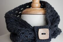 Crochet Scarfs and Cowls / Scarfs and Cowls