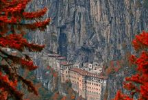 Monasteries of the World