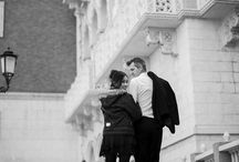 Pre-wedding photography at Macao / We have a great trip to take precious moments in great places in Hong Kong & Macau, such as at St. Dominic's Church, Ruins St. Paul's Cathedral , The Venetian Macao and St. Lawrence Church. / by AKIphotograph