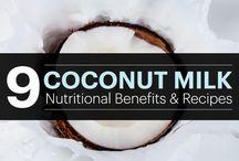 Coconut water / Coconut