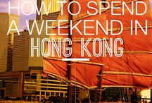 Luxury Travel: Hong Kong / Where to eat, sleep and what to do in Hong Kong