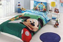 Bebek ve Çocuk Nevresimleri / Çocukların ve gençlerin ihtiyacı olan sağlıklı uyku, neşeli nevresim setleri ile şimdi daha keyifli