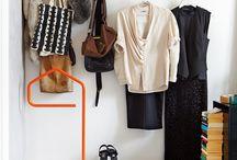 Wardrobes & Clothing Merchandising