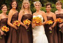 2014 Bridesmaid Bouquets  / by WholeBlossoms Wholesale Wedding Flowers