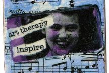Art Therapy / Reaching your truth through the medium of art combined therapy