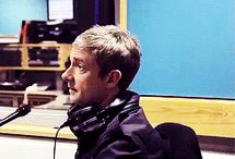 "Martin ""Sassy"" Freeman / a hobbit. a doctor. a soldier."