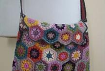 horgolás - táskák
