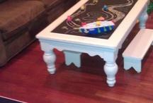 table à craie