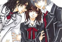 Vampire Knight / by Tess Young