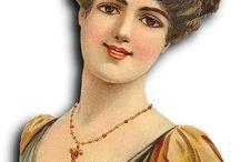 Viktoriánske obrázky