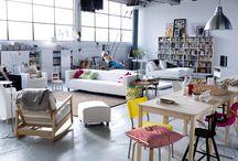 Nuevo Catálogo IKEA 2014 ¿Juegas? / Vivir tu casa es crear espacios para disfrutar cada día. Espacios para todo lo que quieres hacer, espacio para lo que te gusta y para todos con los que compartes tu día a día.
