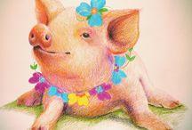 ART Pigs