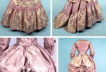 Periode kjoler 1869-1876
