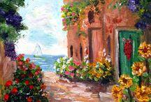 Impressionist inspiration