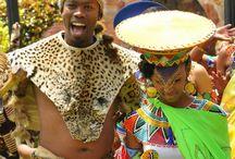 traditional wedding zulu