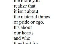 Word to live by / Inspiration and motivation
