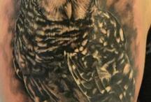 Tattoos with Birds