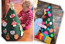 Árboles navideños