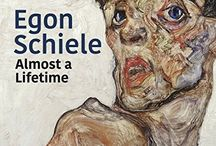 Schiele in Books / Books and other Schiele-relevant resources for your art education.
