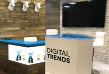 Digital Trends | CES Trade Show Booth