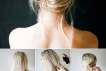 Hair styling ideas
