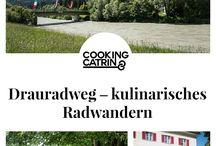 Drauradweg - kulinarisches Wandern