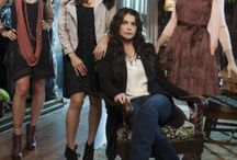 TV Series Fashion Inspo's / The Witches of East End & The Secret Circle