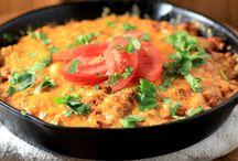 Potatoes for Dinner / Delicious main dish potato recipes!